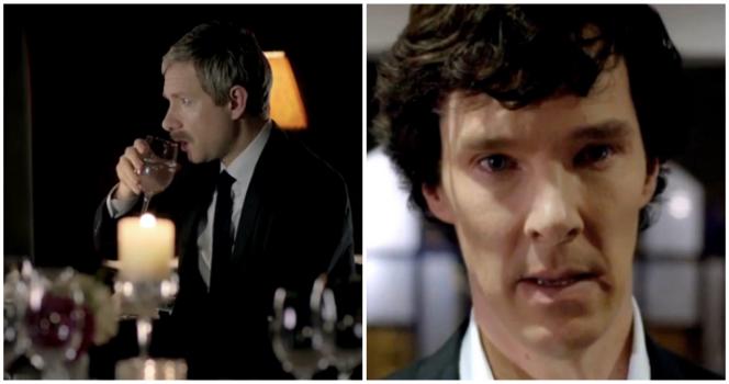 """Новости: Канал BBC презентовал тизер нового """"Шерлока"""""""
