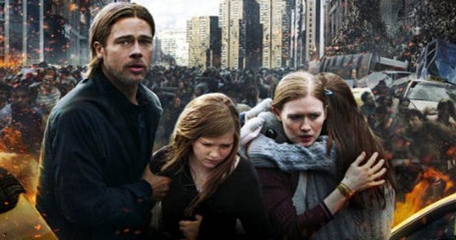 Новости: «Война миров Z» стал самым прибыльным фильмом Питта