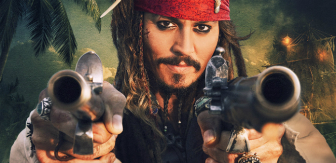Новости: «Пираты Карибского моря 5» выйдут в 2016-м