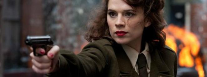 Новости: На экраны выйдет сериал о девушке Капитана Америки