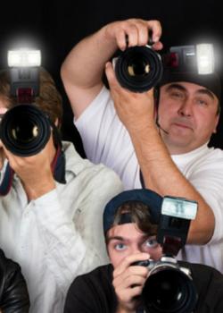 Новости: Калифорния защитит знаменитостей от папарацци