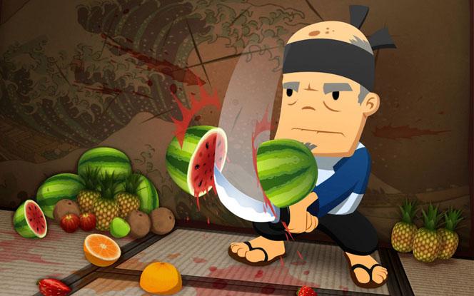 Поигре «Fruit Ninja» будет снят фильм