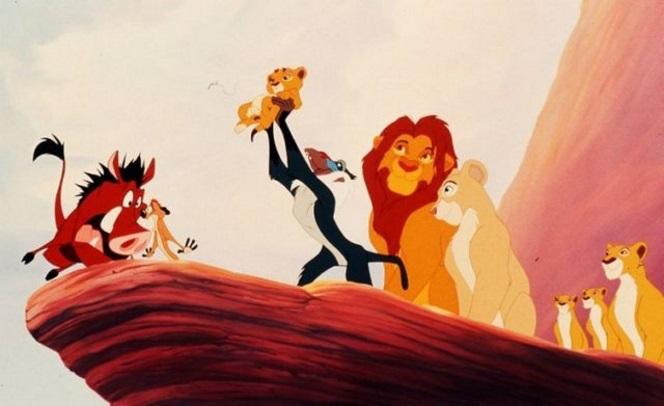 Новини: «Король-лев» стане фільмом