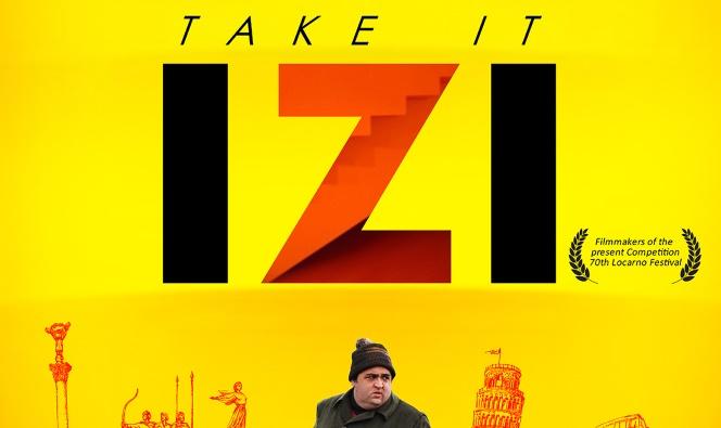 Новости:  Мировая премьера фильма «IZI»
