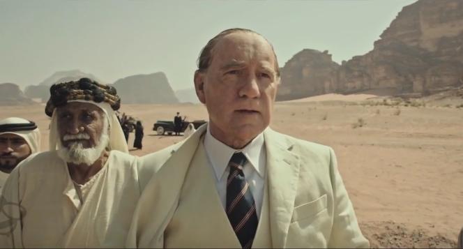 Кевин Спейси отказывается платить выкуп впервом трейлере «Всех денежных средств мира»