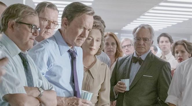 Вглобальной web-сети появился 1-ый трейлер фильма «Секретное досье» Стивена Спилберга