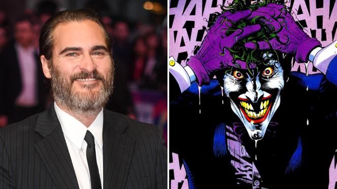 Новости: Хоакин Феникс может сыграть Джокера