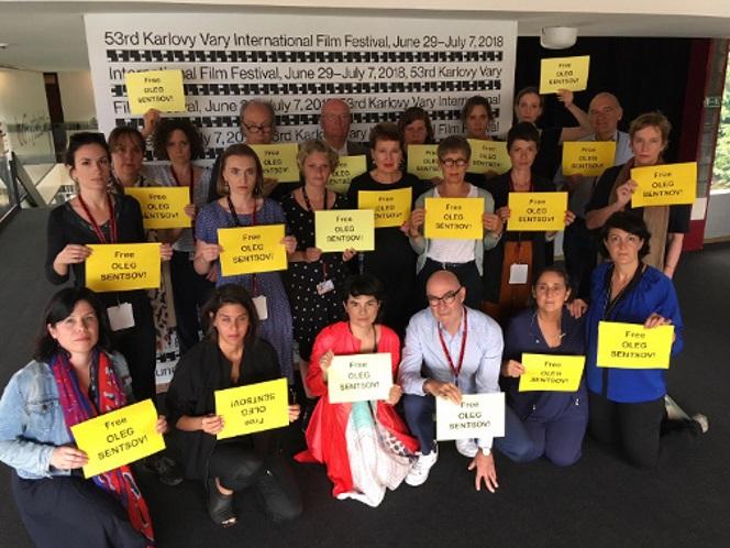 Новости: Мировые киноакадемики поддерживают Олега Сенцова