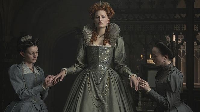 Робби и Ронан в трейлере'Марии – королева Шотландии