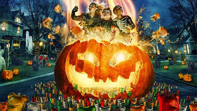 """Новости: """"Страшилки 2: Призраки Хэллоуина"""". Новый трейлер"""
