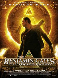 Новости: Бенджамин Гейтс и Книга секретов