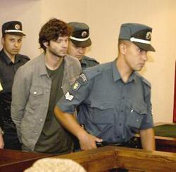 Новости: Убийца на свободе