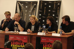 Новости: Начался фестиваль нового немецкого кино
