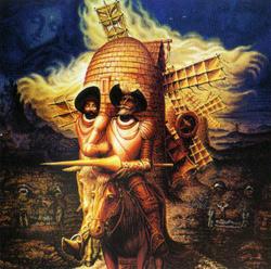 Новости: Гиллиам возвращается к «Дон Кихоту»