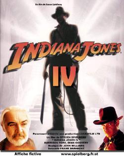 Новости: 6 названий для «Индианы Джонса 4»