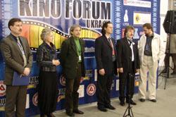 Новости: Кинофорум Украина 2007