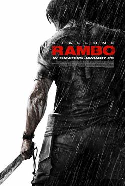 Новости: Джон Рэмбо вернулся домой