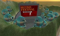 Новости: Second Life пришел в Канны