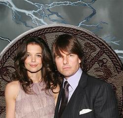 Новости: Свадьба Тома Круза и Кэти Холмс под угрозой?