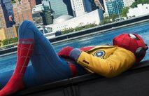 """Новый трейлер """"Человека-паука"""""""