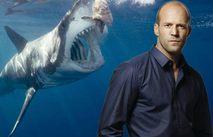 Стэйтем снялся в фильме о доисторической акуле