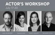 ОМКФ-2017: Акторська майстерня