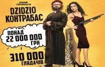 22 миллиона за «Контрабас»