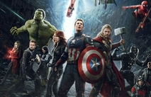 Все герои Marvel в одной фотосессии