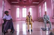"""Макевой, Вілліс і Джексон в трейлері фільму """"Glass"""""""