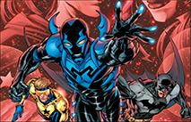 Супергерой Синий Жук дебютирует на большом экране