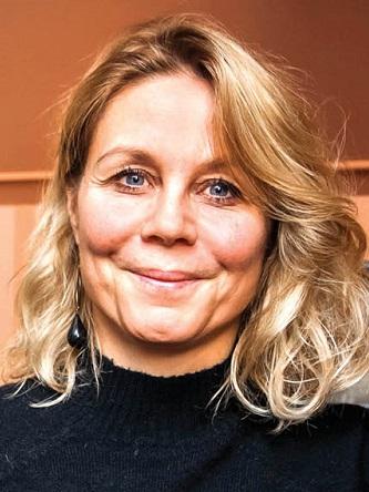 Персона - Анне Луизе Хассинг