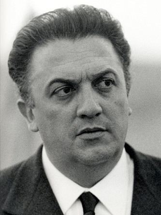 Персона - Федерико Феллини