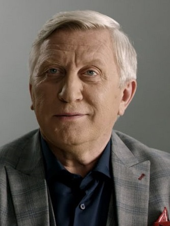 Персона - Владимир Горянский