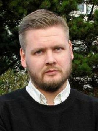 Персона - Антон Сигурдссон