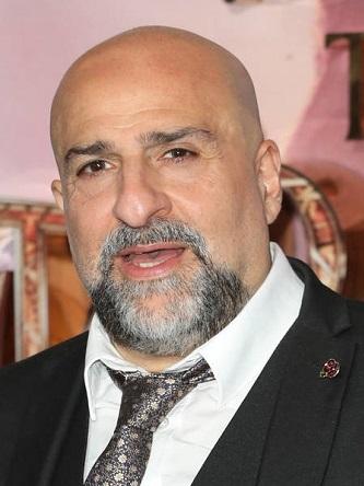 Персона - Омид Джалили