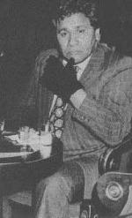 Персона - Оскар Акоста