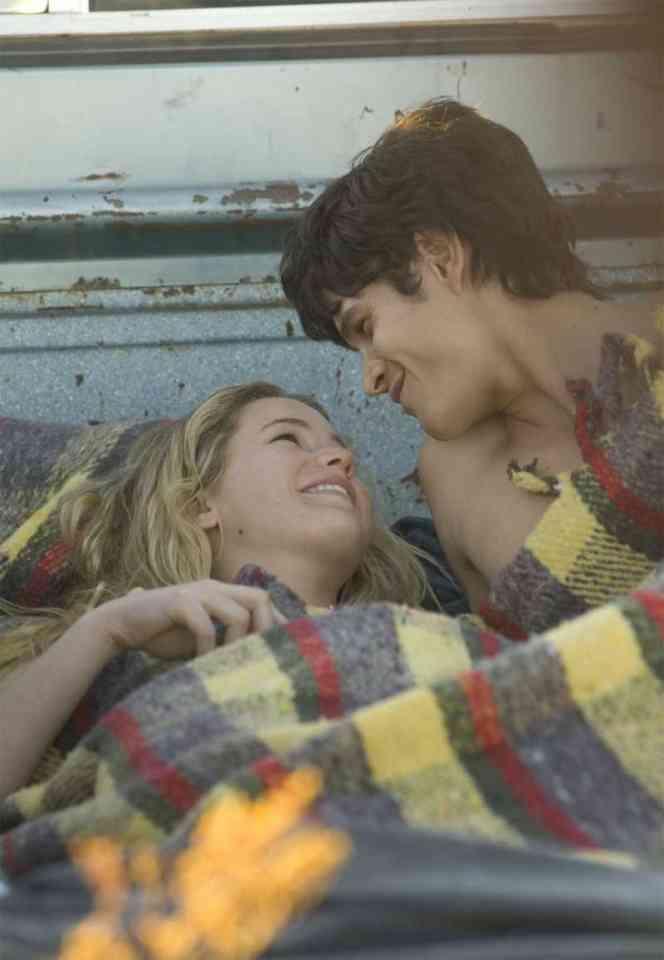 Фото из фильма Фильм - Пылающая равнина