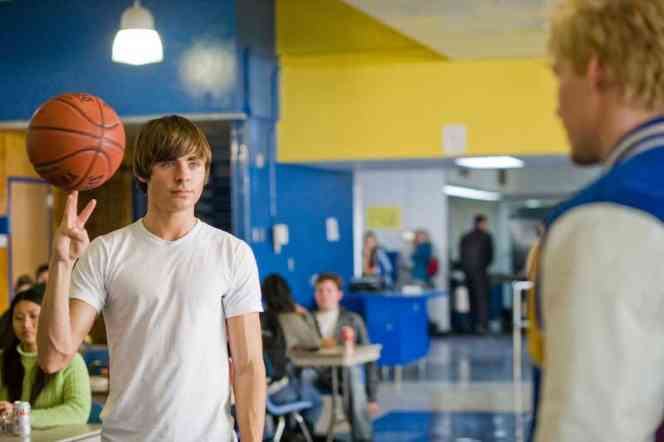 Zac efron hair 17 again.