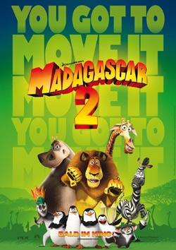 "Фільм ""Мадагаскар 2"""