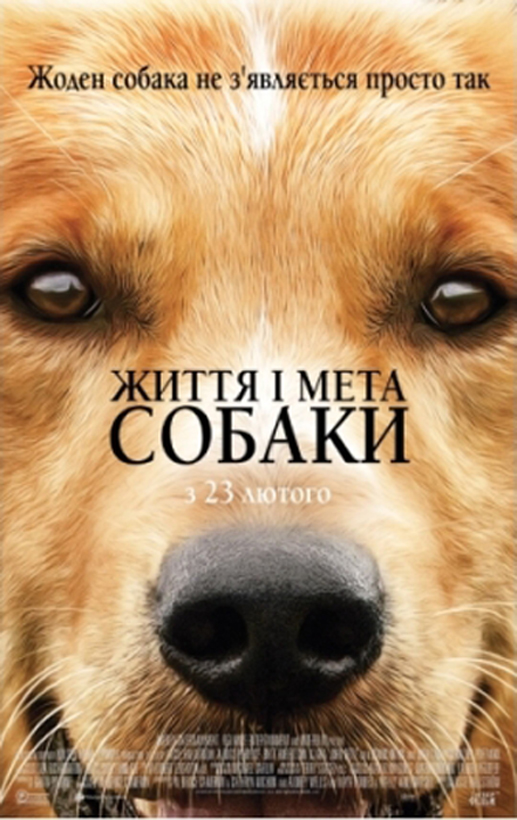 """Фильм """"Жизнь и цель собаки"""""""