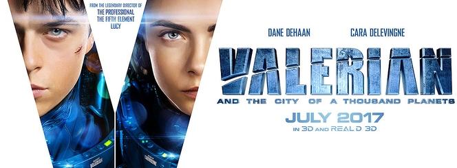 Фильм Валериан и город тысячи планет