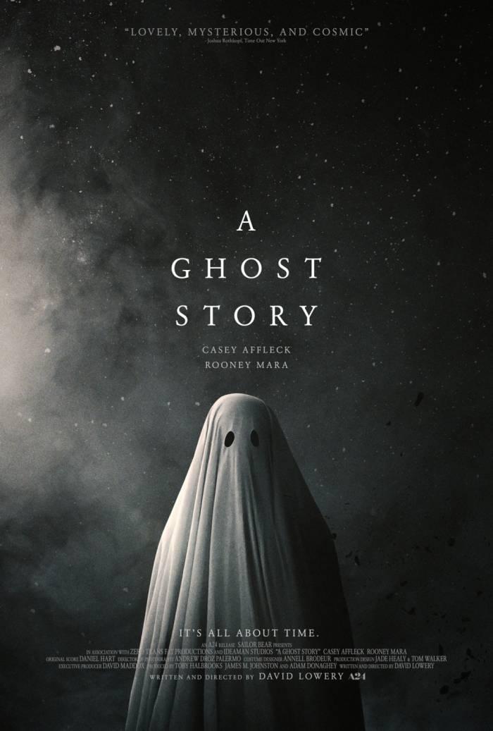Фильм История призрака
