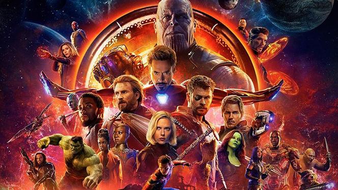 Фильм Мстители: Война Бесконечности