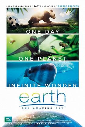 Фильм Земля: Один потрясающий день