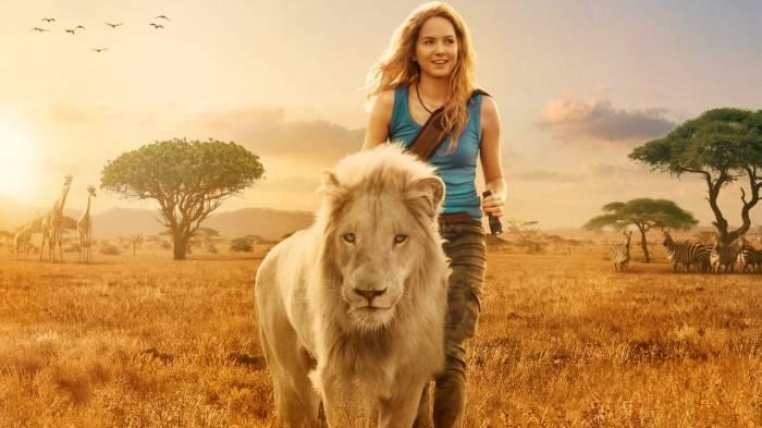 Фильм Приключения Мии и белого льва