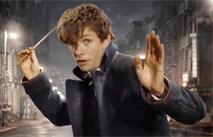 Гарри Поттера тут нет, а