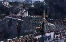 «Великая стена»: пробиваемая резиновыми монстрами и детской легендой