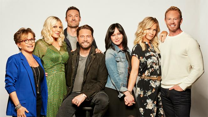 """Сериалы: """"Беверли-Хиллз 90210"""". Первый трейлер продолжения"""