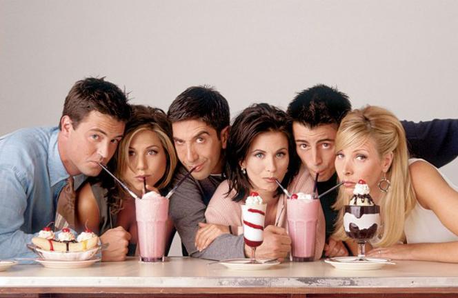 Сериалы: Друзья: 10 лет спустя