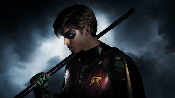 Сериалы: Всеобъемлющая вселенная DC